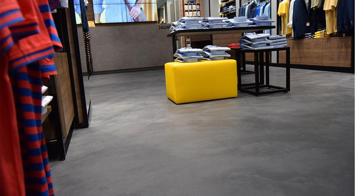 Neocement Concrete Floor Finish