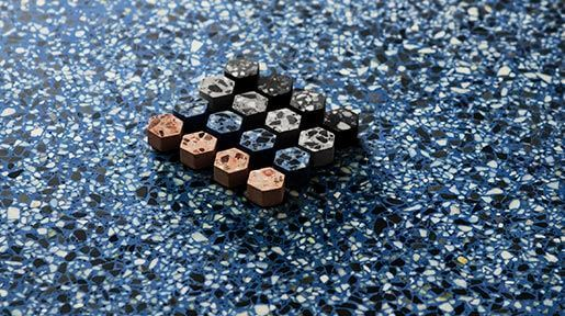 Terrazzo - Colortek Materials and Design Trend