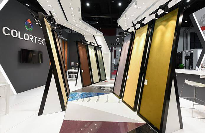 Colortek at Surface Design