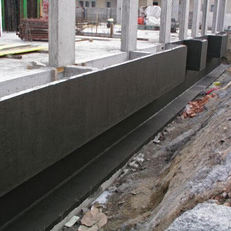 Oxibond 4600 Foundation & Retaining Walls Waterproofing
