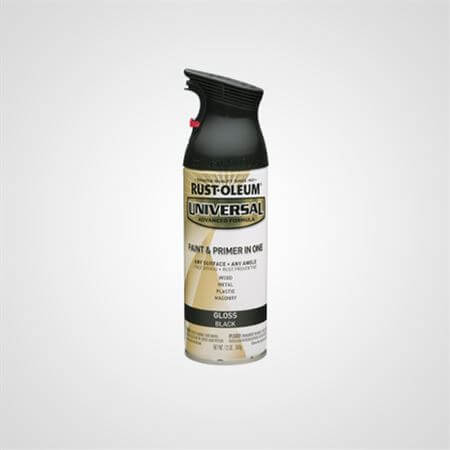 RUST OLEUM SPRAY HAMMERED BLACK