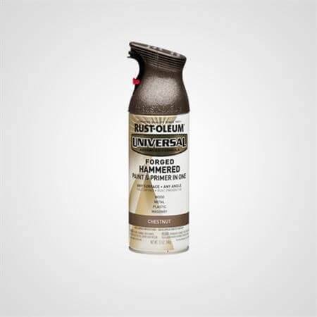 RUST OLEUM SPRAY HAMMERED CHESTNUT